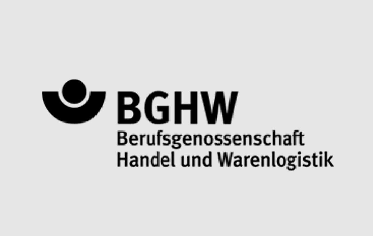 BGHW Berufsgenossenschaft Handel und Warenlogistik Logo