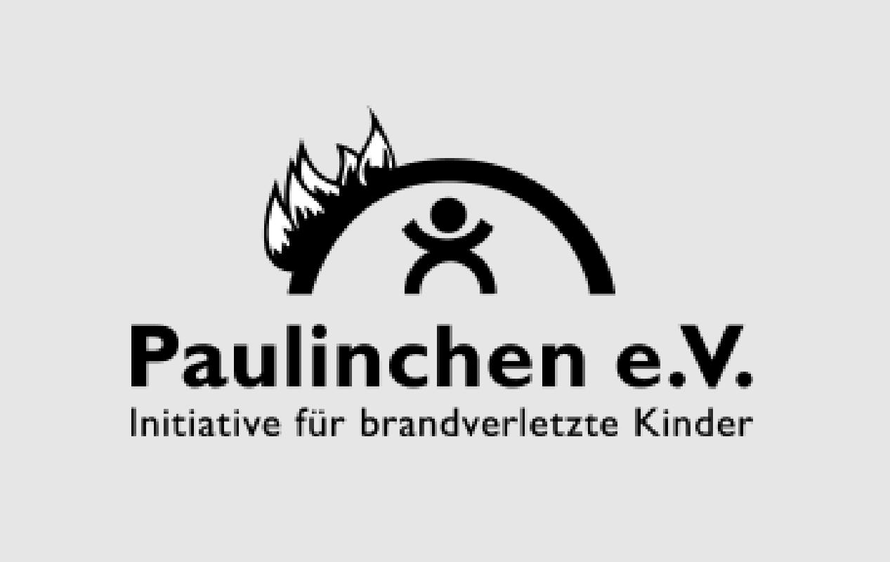 Paulinchen e.V. Initiative für brandverletzte Kinder und Jugendliche Logo