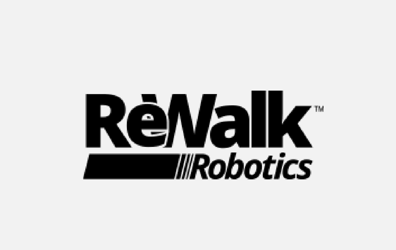 Rewalk Robotics GmbH Berlin Logo