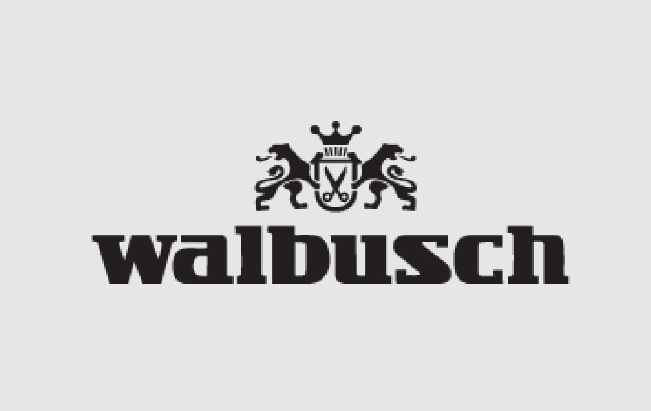Walbusch Düsseldorf Solingen Logo