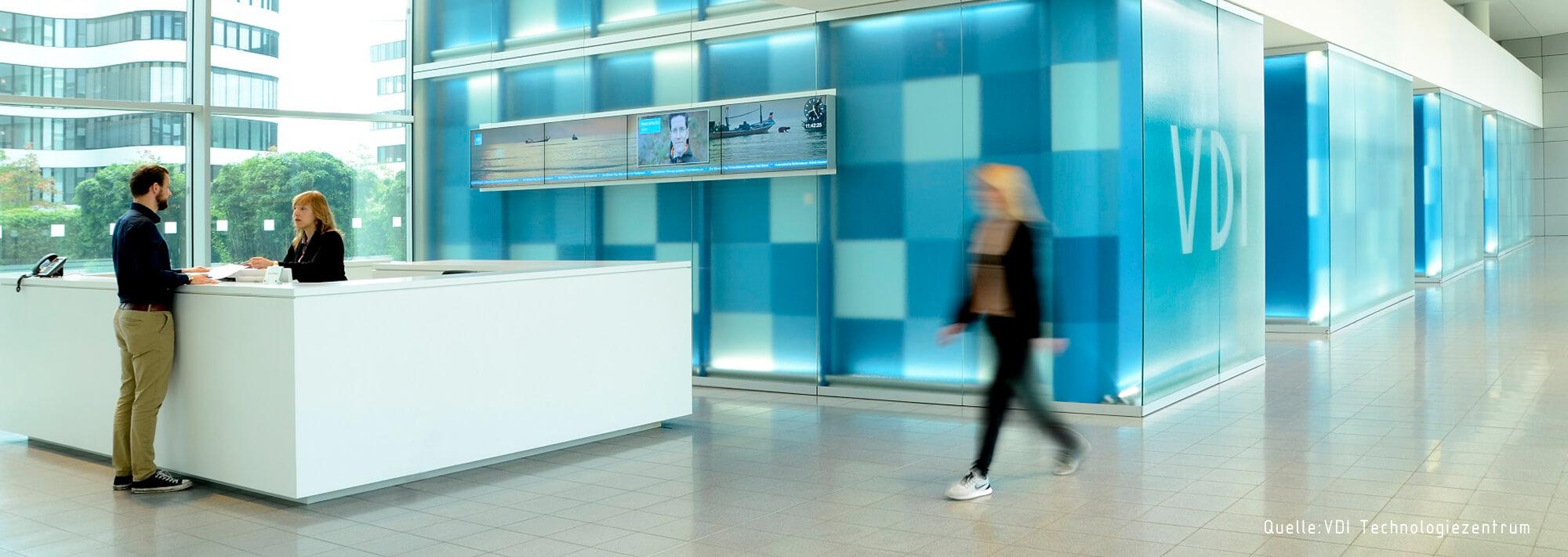 VDI Technologiezentrum Innovation Update Berlin Düsseldorf Fotos