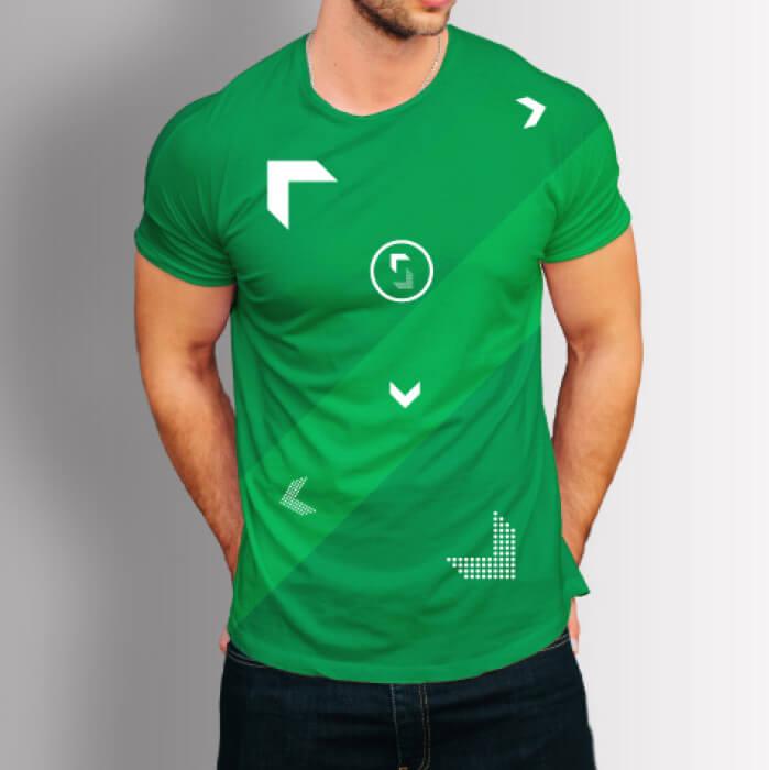 sigo GmbH E-Lastenfahrrad Corporate Design T-Shirt