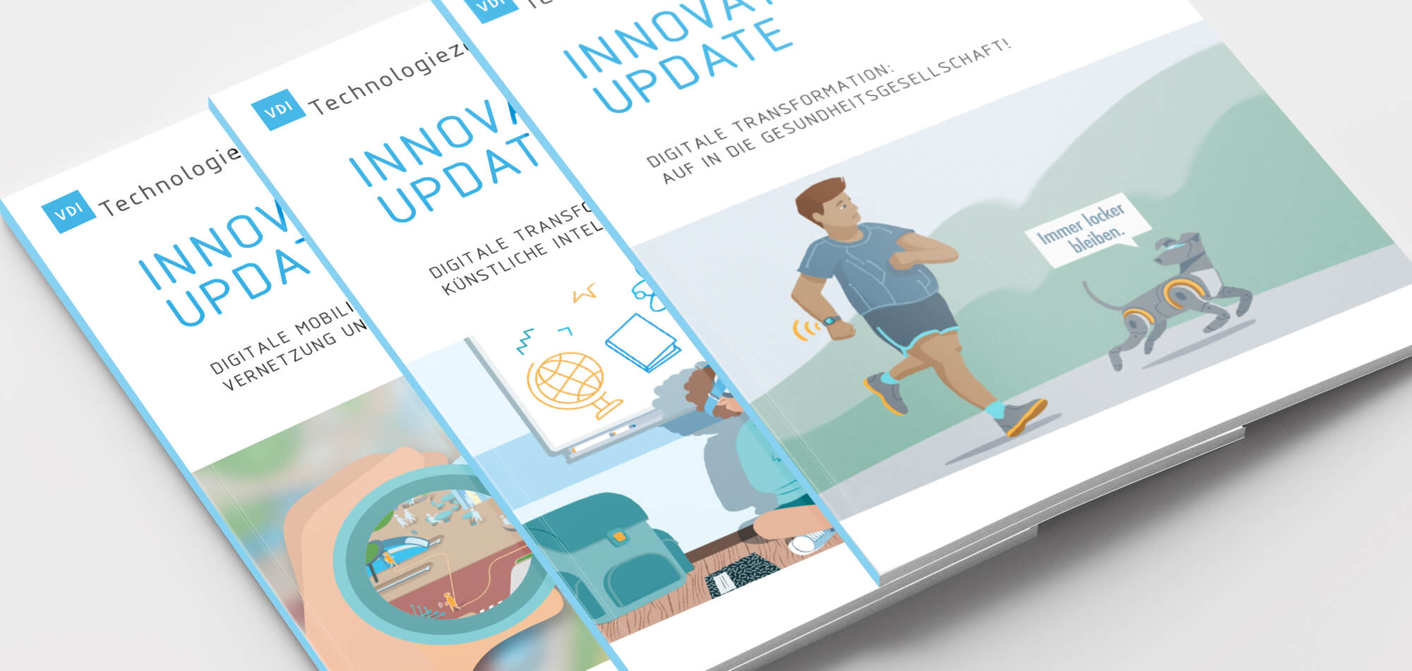 VDI Technologiezentrum Innovation Update Berlin Digitale Transformation KI