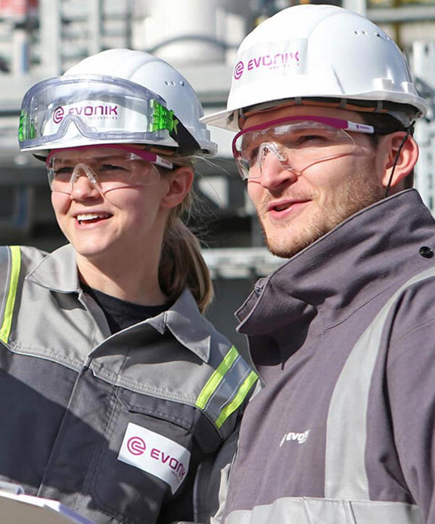 Evonik Industries AG Foto Chemiepark