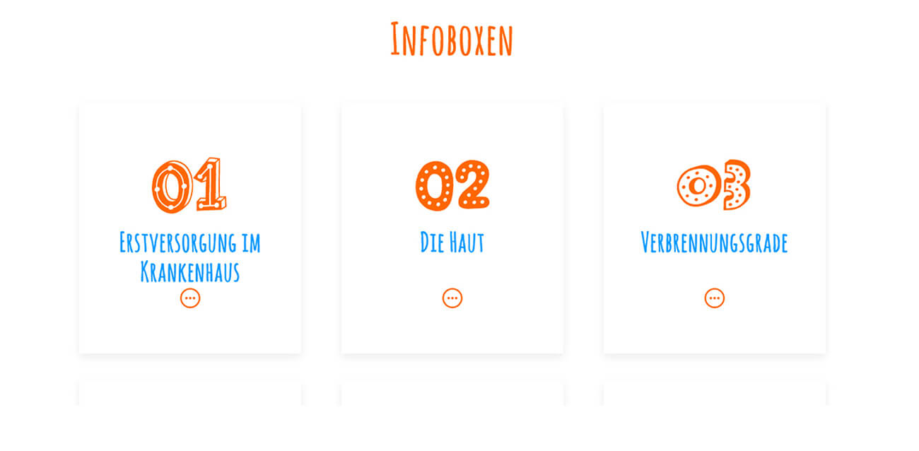 Paulinchen e.V. Initiative für brandverletzte Kinder und Jugendliche Website Webdesign Wordpress Ratgeber