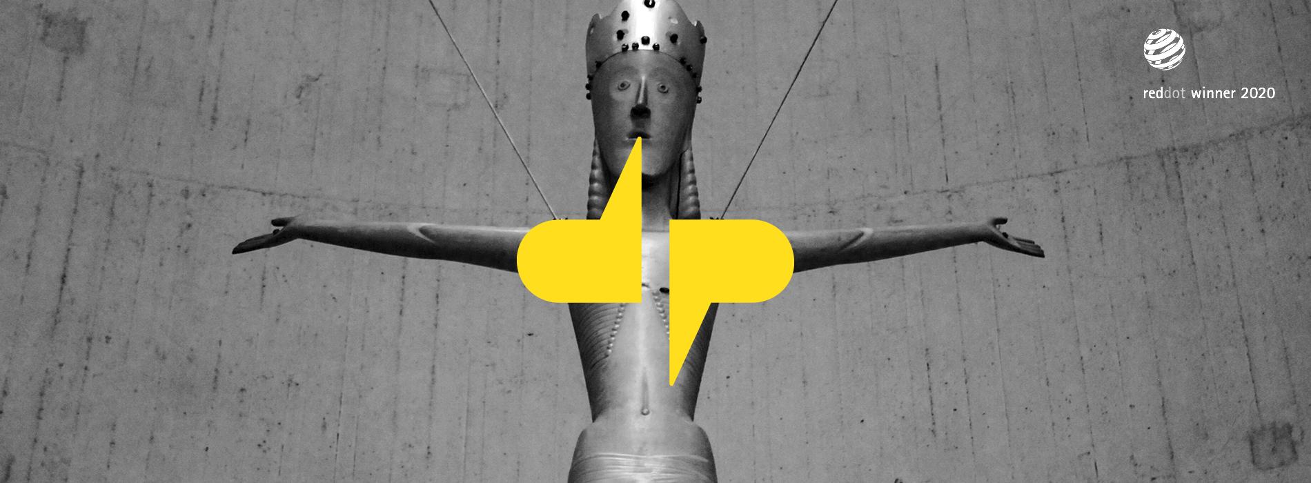 Katholische Kirchengemeinde Derendorf Pempelfort Düsseldorf Corporate Design Logo reddot winner