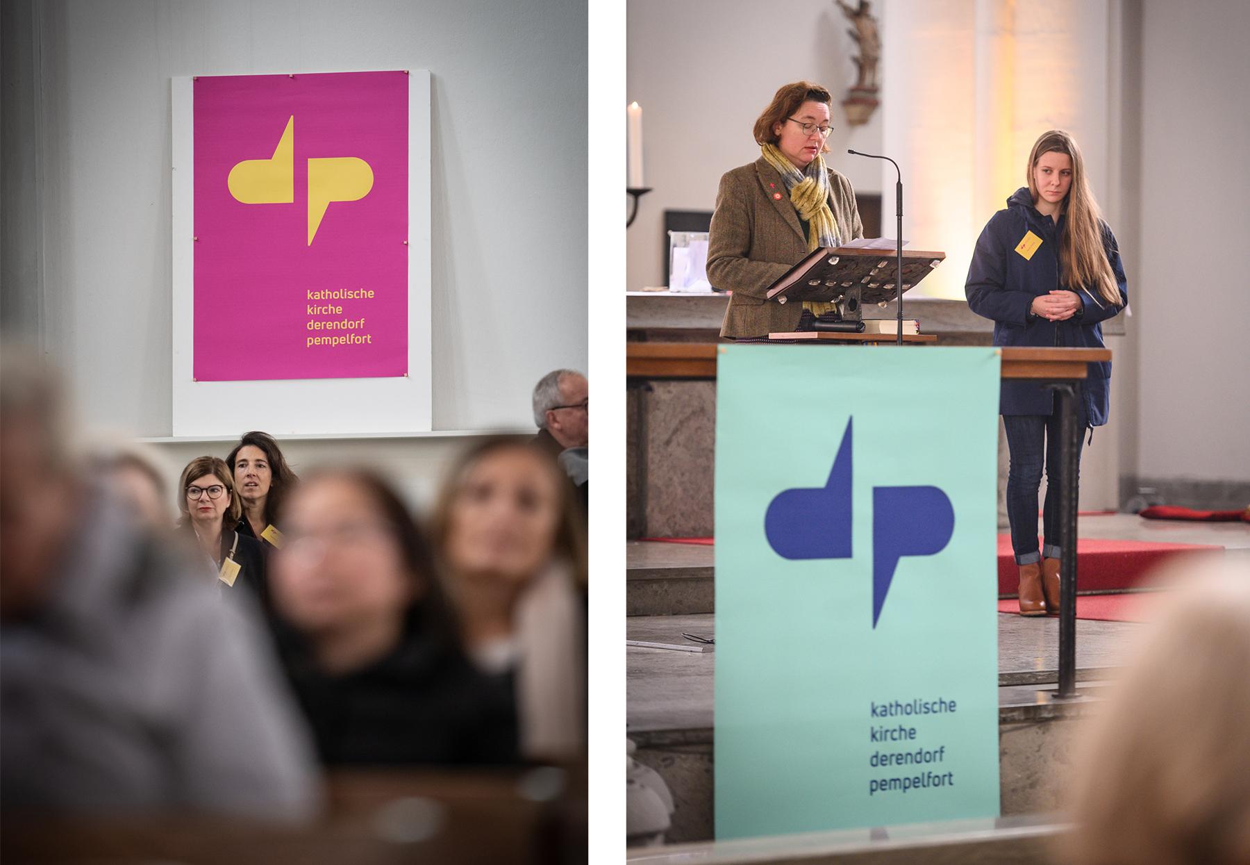 Katholische Kirchengemeinde Derendorf Pempelfort Düsseldorf wasbewegt-Team