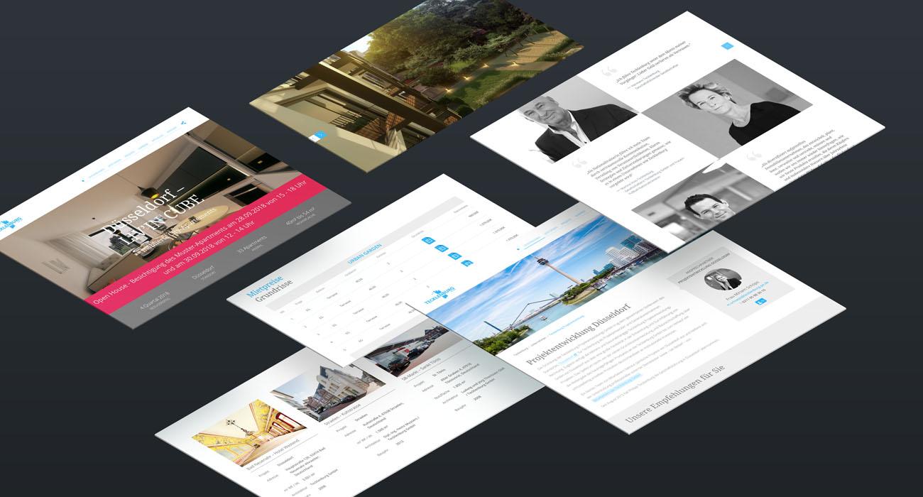 Tecklenburg Erstellung der Website durch Webdesign und Programmierung in WordPress CMS