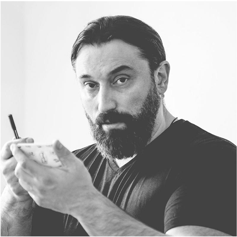 Goran Poznanovic Designberater und Markenstratege