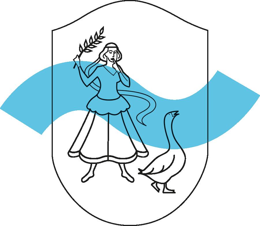 Logoentwicklung für die Stadt Monheim am Rhein bei Düsseldorf