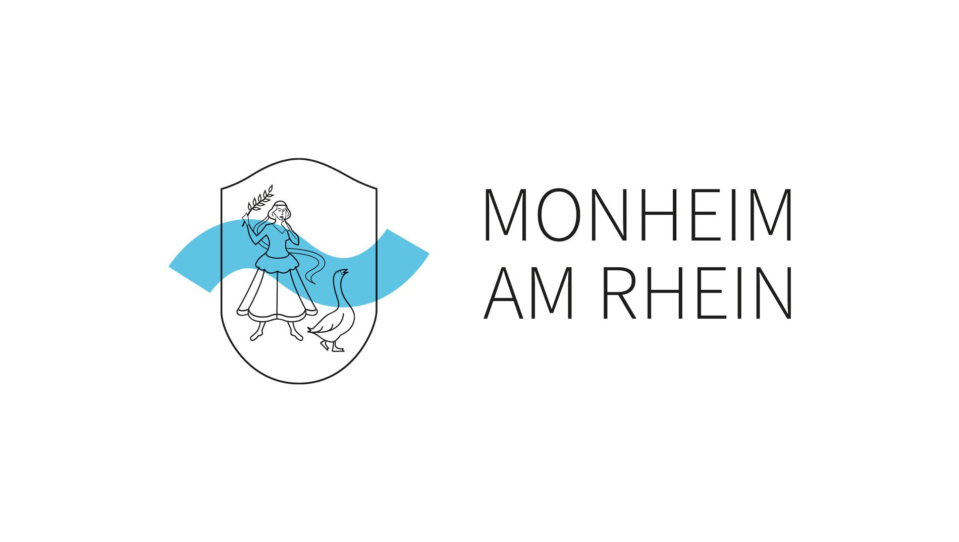 Monheim am Rhein Corporate Design Logo