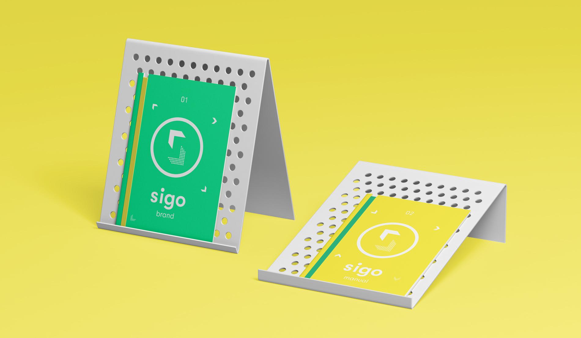 sigo GmbH Lastenfahrrad Produktflyer