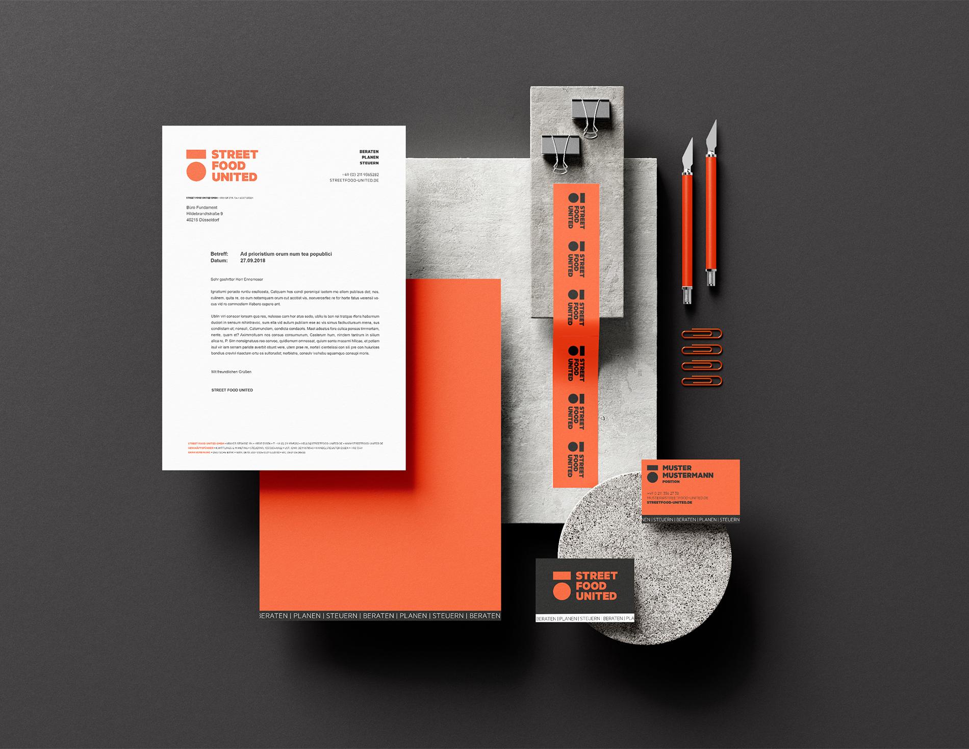 Düsseldorf Corporate Design Webdesign UX UI Markenberatung Designberatung Brand Design